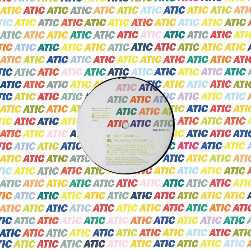 ATIC-sampler