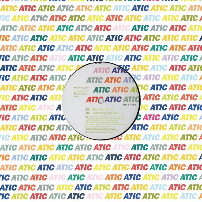 Various - ATIC Sampler Vol. 1