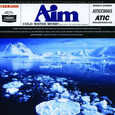 Aim – 'Cold Water Music'