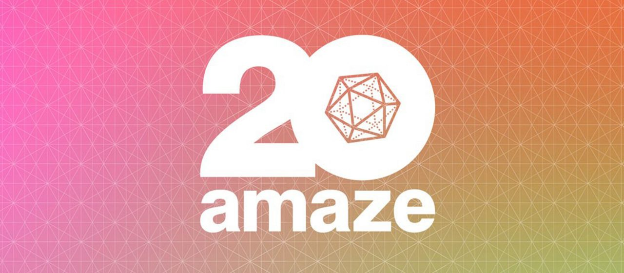 ATIC teams up with Amaze to help celebrate 20 years 1
