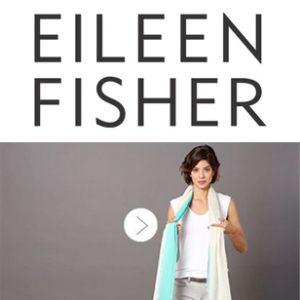 sync-Eileen Fisher scarf