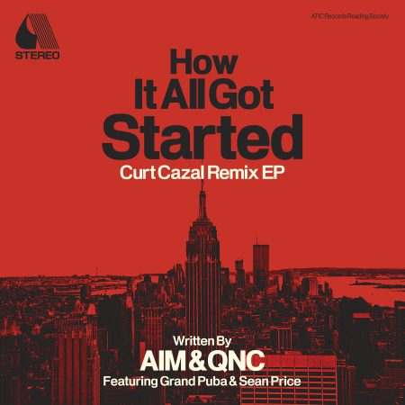 How It All Got Started – Curt Cazal Remix EP 1