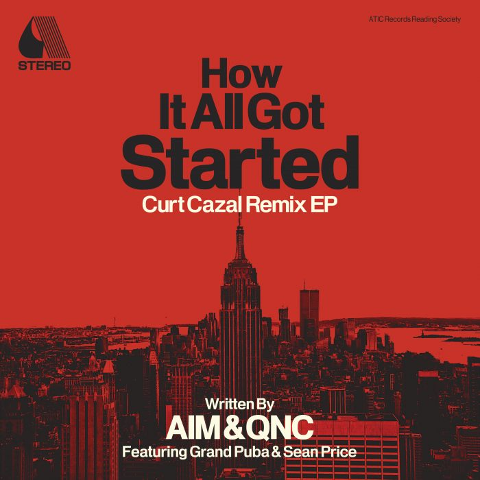 How It All Got Started - Curt Cazal Remix EP 1