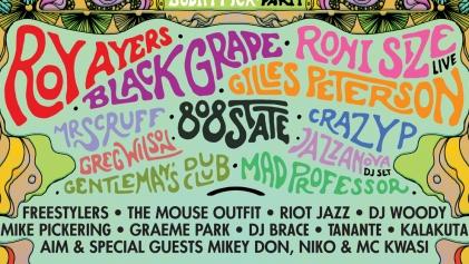Moovin Festival - Aim, Niko, Mikey DON & MC Kwasi live