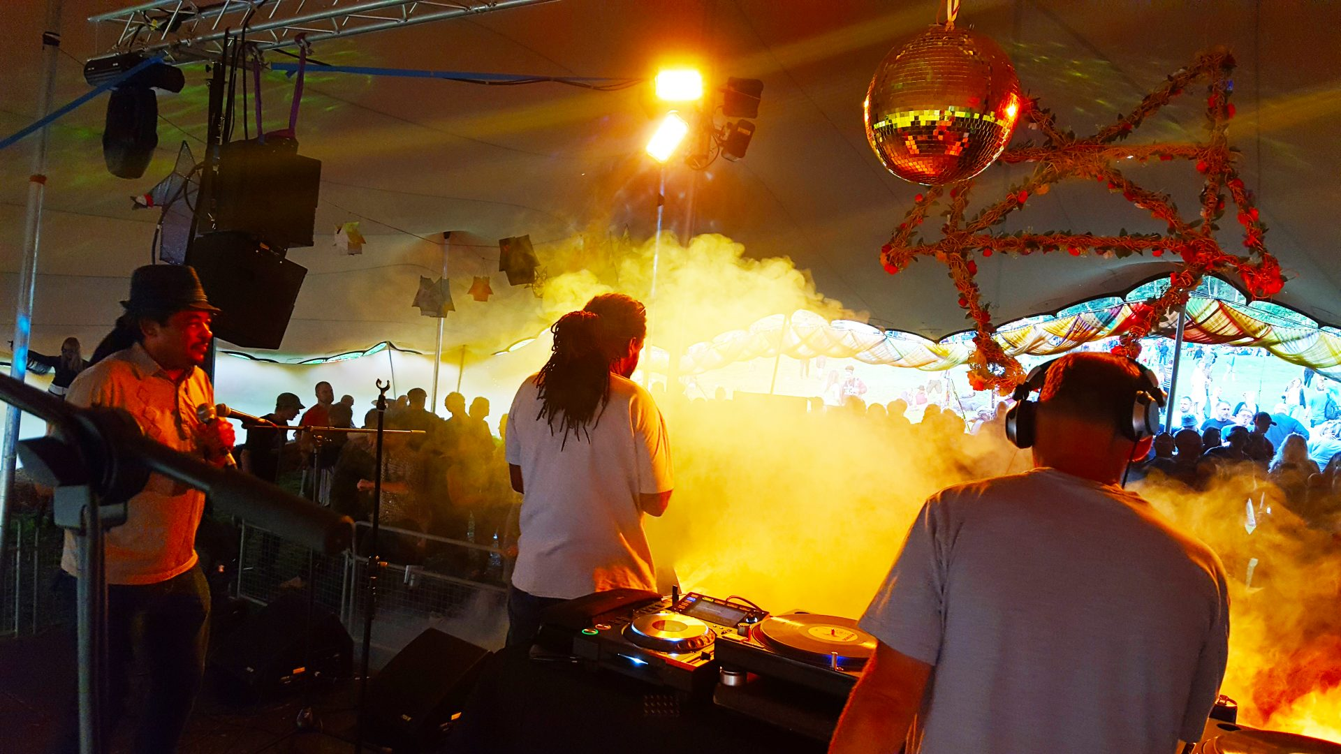 ATIC #FULLCREW ROCKS MOOVIN FESTIVAL 2017