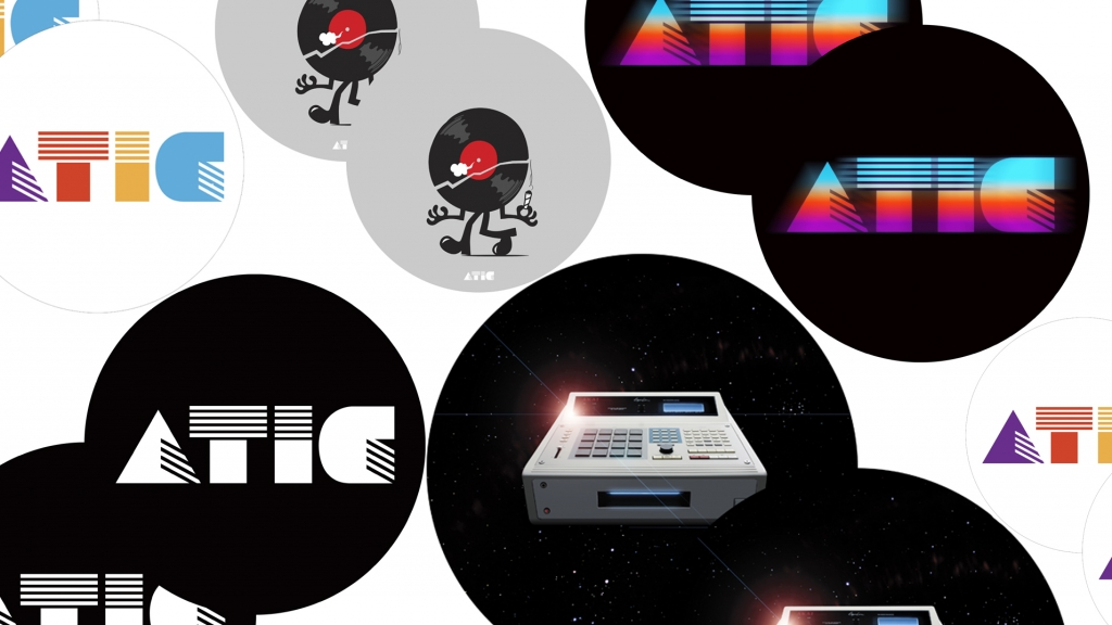ATIC slipmats are here!